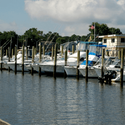 Once it gets warmer, head to the marina for some spring events!